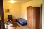 Wohnraum der Ferienwohnung für den Familienurlaub in der Lüneburger Heide für 2 Personen