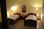 Schlafraum der Ferienwohnungen für den Familienurlaub in der Lüneburger Heide für 2 - 3 Personen