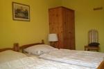 Schlafzimmer der Ferienwohnungen für den Familienurlaub im Ferienclub Lüneburger Heide für 2 - 4 Personen