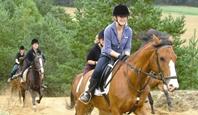 Reiterferien für Kinder und Jugendliche im Ferienclub Lüneburger Heide